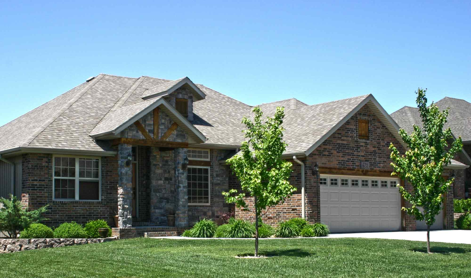 Rustic homes essick builders for Springfield mo home builders